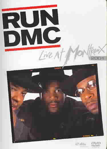 LIVE AT MONTREUX 2001 BY RUN DMC (DVD)